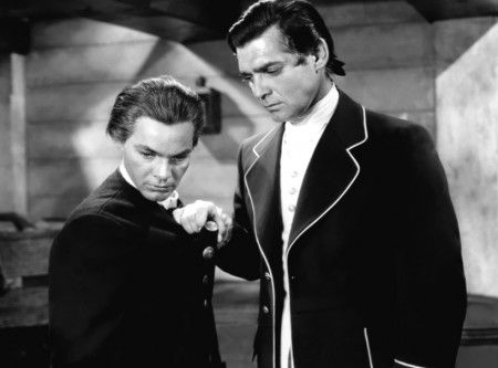 Eddie Quillan and Clark Gable - Mutiny On The Bounty 1935