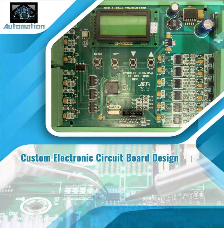 We offer customized Electronic Circuit Design, PCB Design, Board