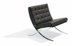 Knoll Barcelona chair