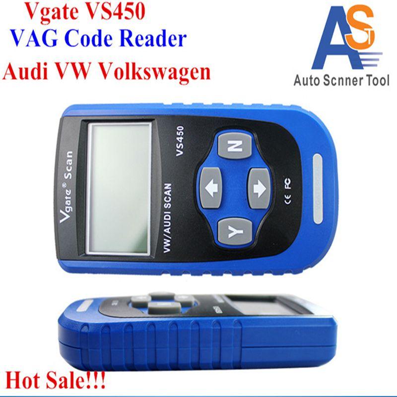 2017 New Fast U0026 Safe VS450 OBD2 Scanner Super Scan VS450 Vgate Scan Reset  Oil Light