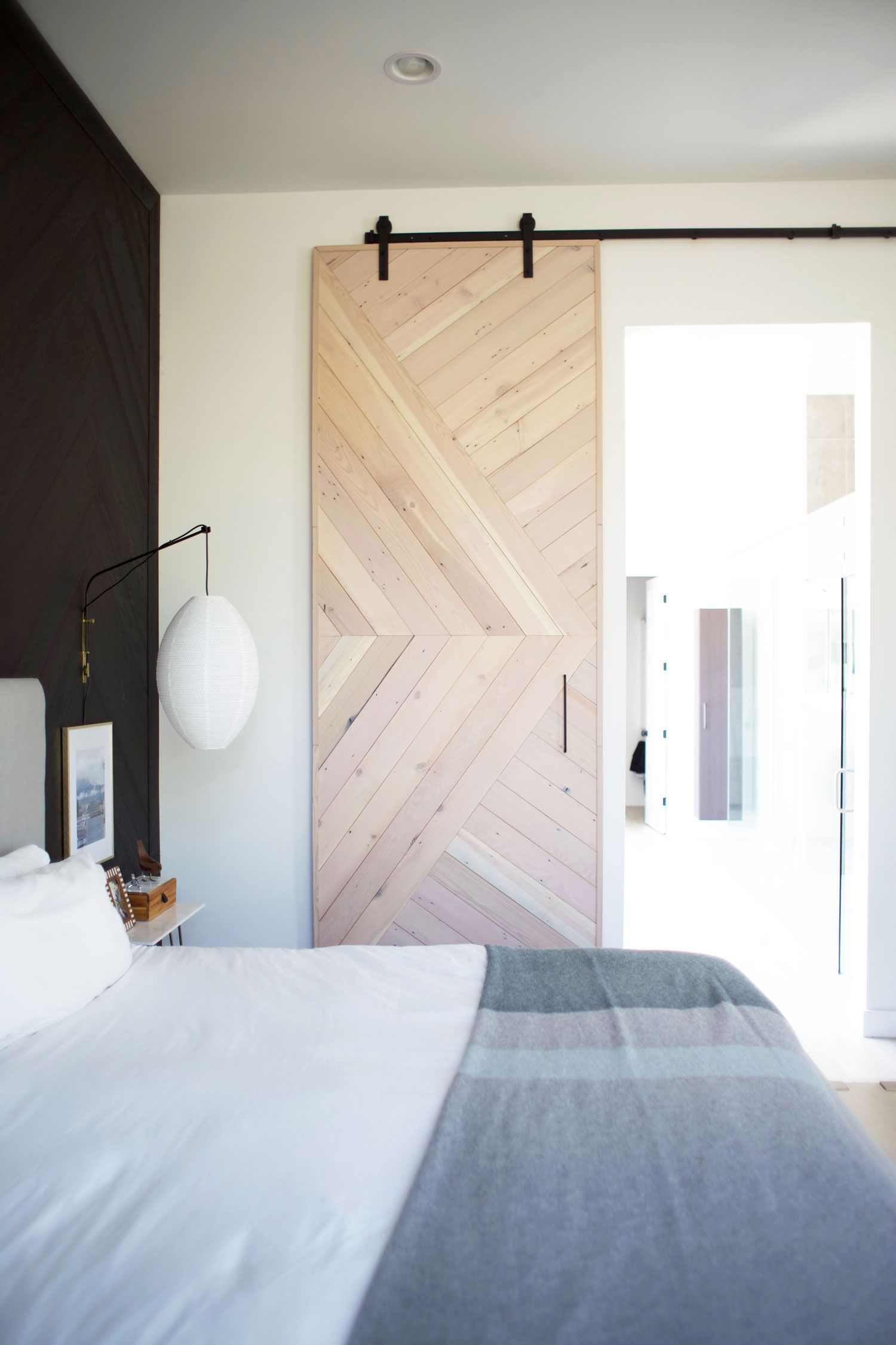 sep 5 diy this barn door with stikwood master bedroom ideas barn rh pinterest com