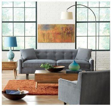 Jordan Lamp Homedecorators.com $269 | Casitas