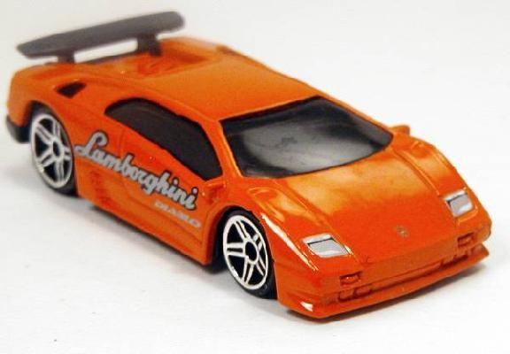 Hot Wheels Lamborghini Diablo Red Pr5 Final Run 1 64 Free Shipping