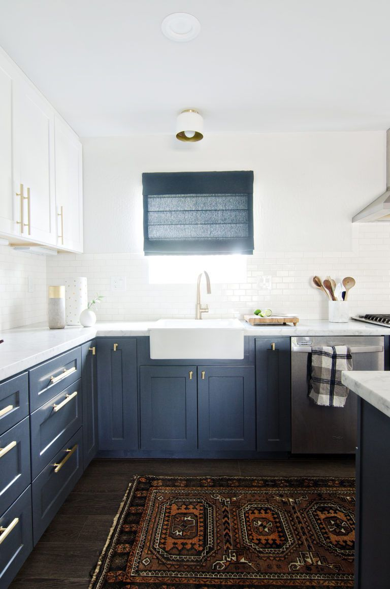 5 Fresh Ideas for Kitchen Window Treatments | Modern farmhouse ...