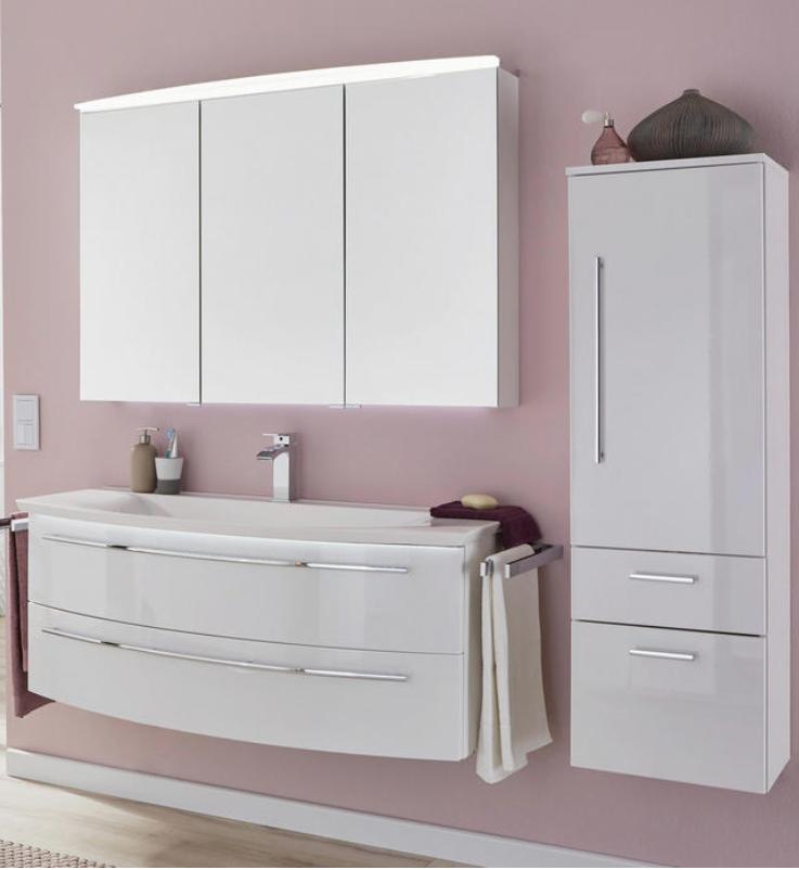 Midischrank 40 129 6 30 Cm Online Kaufen Xxxlutz Badezimmer Badezimmereinrichtung Bad Einrichten