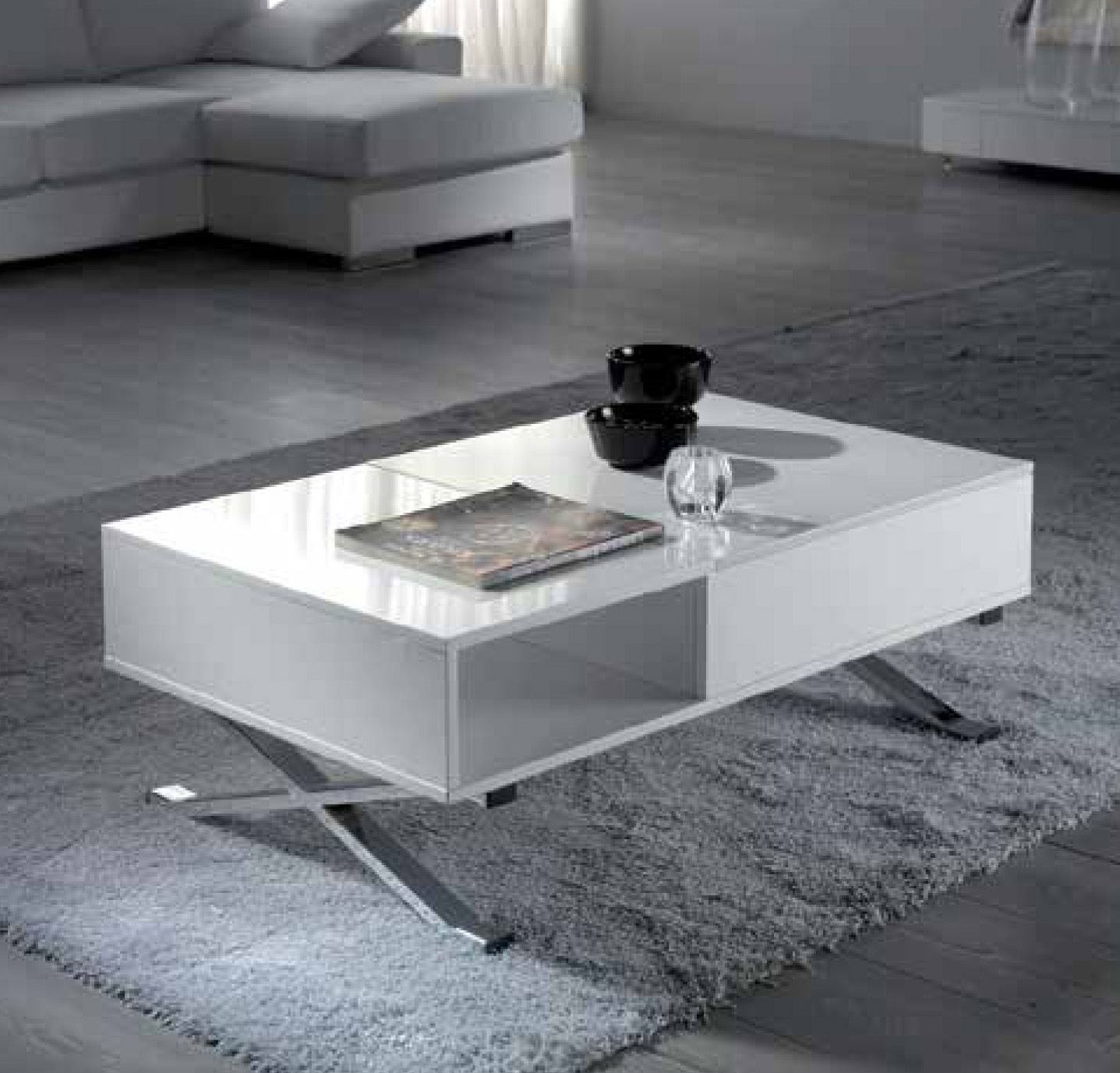 MESA DE CENTRO MANU Coffee Table Table basse