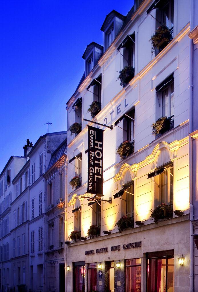 Hôtel 3 étoiles installé dans un ancien couvent du 7e arrondist on