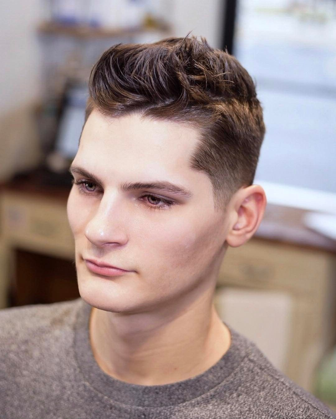 Edgy Disheveled hairstyles for men  Easy mens hairstyles, Mens