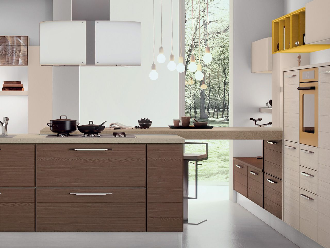 ADELE Project - Cucina Lube Moderna | Pinterest | Adele and Kitchens