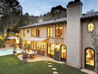 Kim Kardashian S House Kardashian Home Beverly Hills Houses