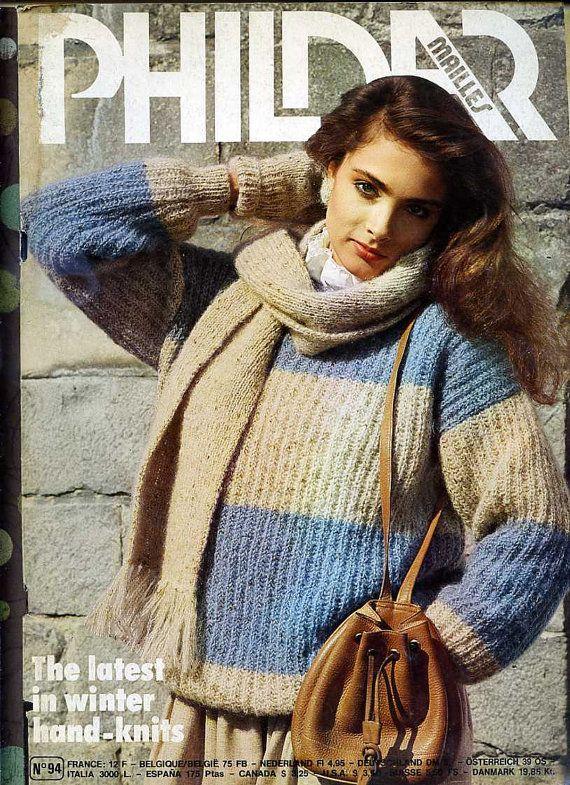 Phildar Knitting Patterns Gallery Knitting Patterns Free Download