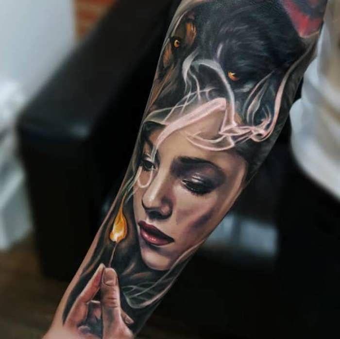 150 coole tattoos f r frauen und ihre bedeutung tattoos. Black Bedroom Furniture Sets. Home Design Ideas