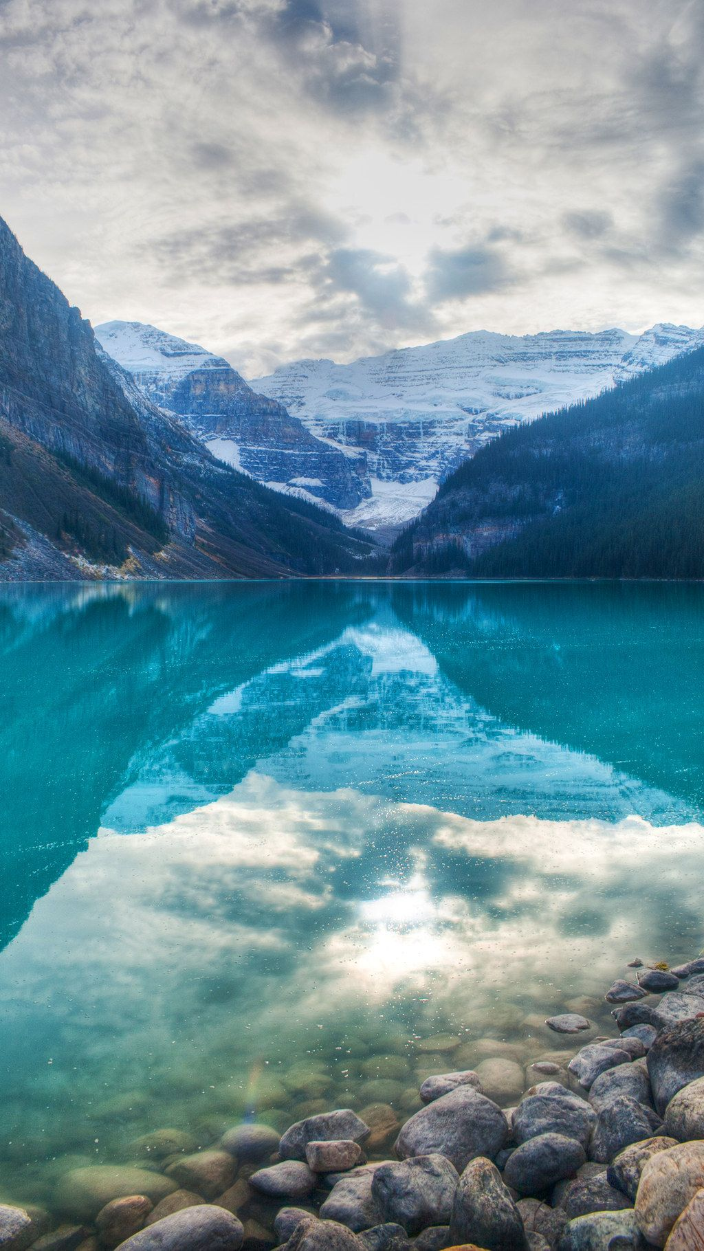 Lake Louise, Alberta in 2020 Nature iphone wallpaper