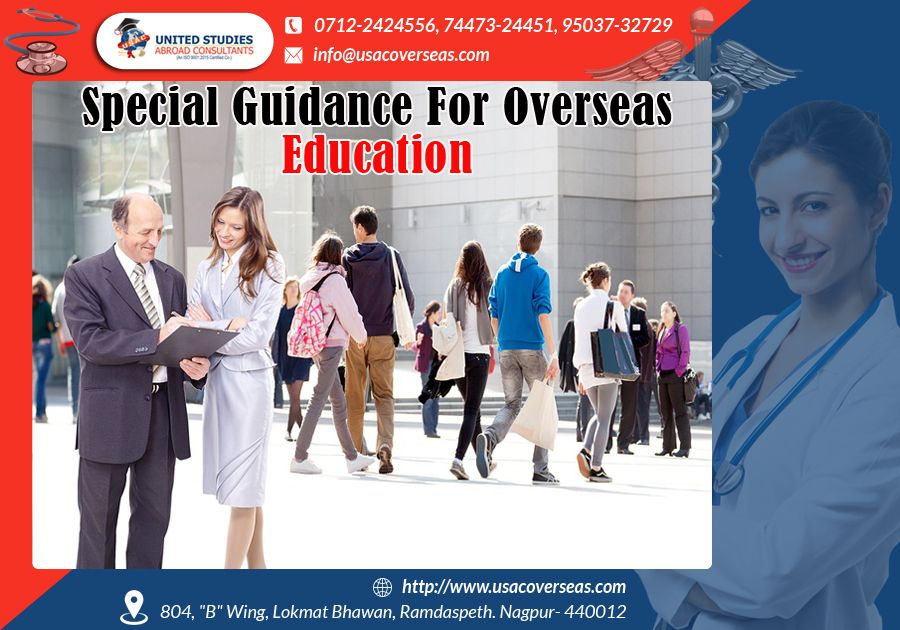 USAC is one of the best study abroad consultants in India
