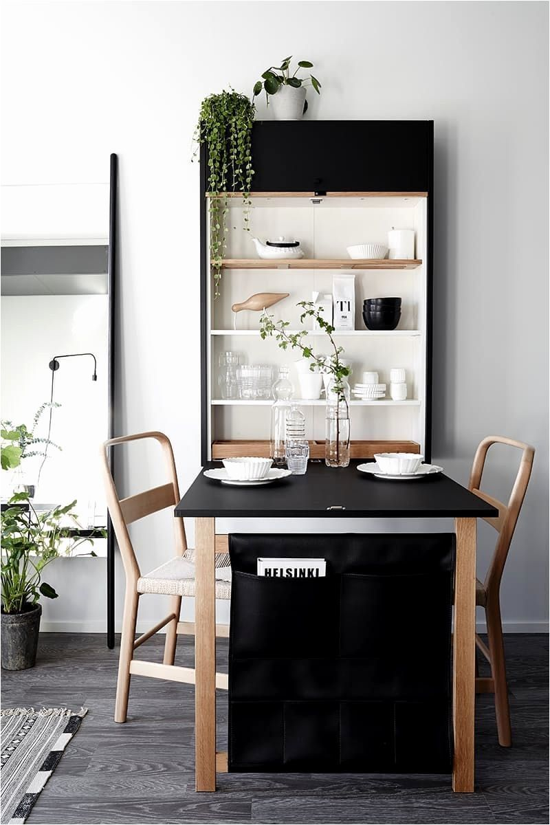 salle manger studio am nager coin repas dans petit. Black Bedroom Furniture Sets. Home Design Ideas