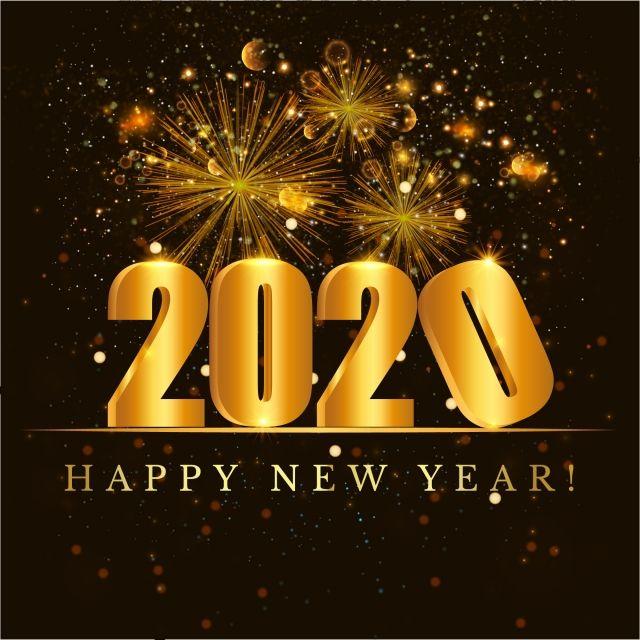 Feliz Año Nuevo 2020 Frases bonitas de navidad, Imágenes