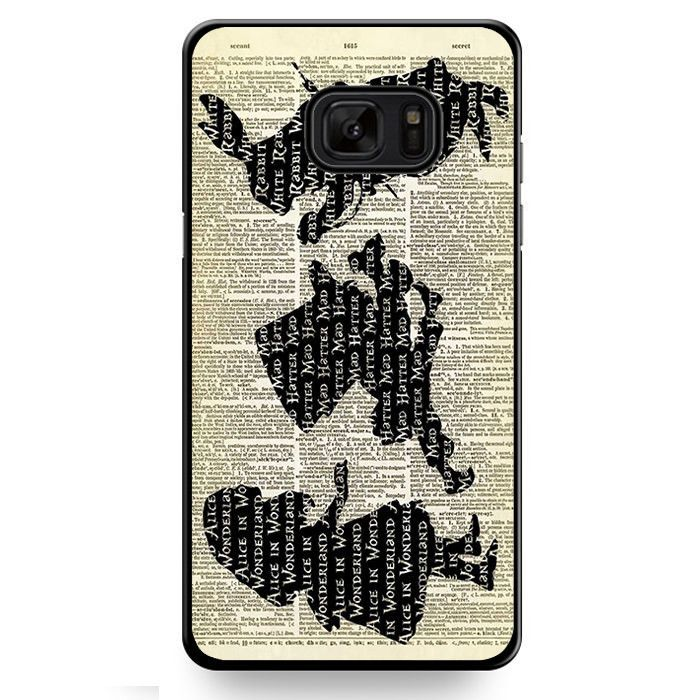 Alice Book TATUM-487 Samsung Phonecase Cover For Samsung Galaxy Note 7