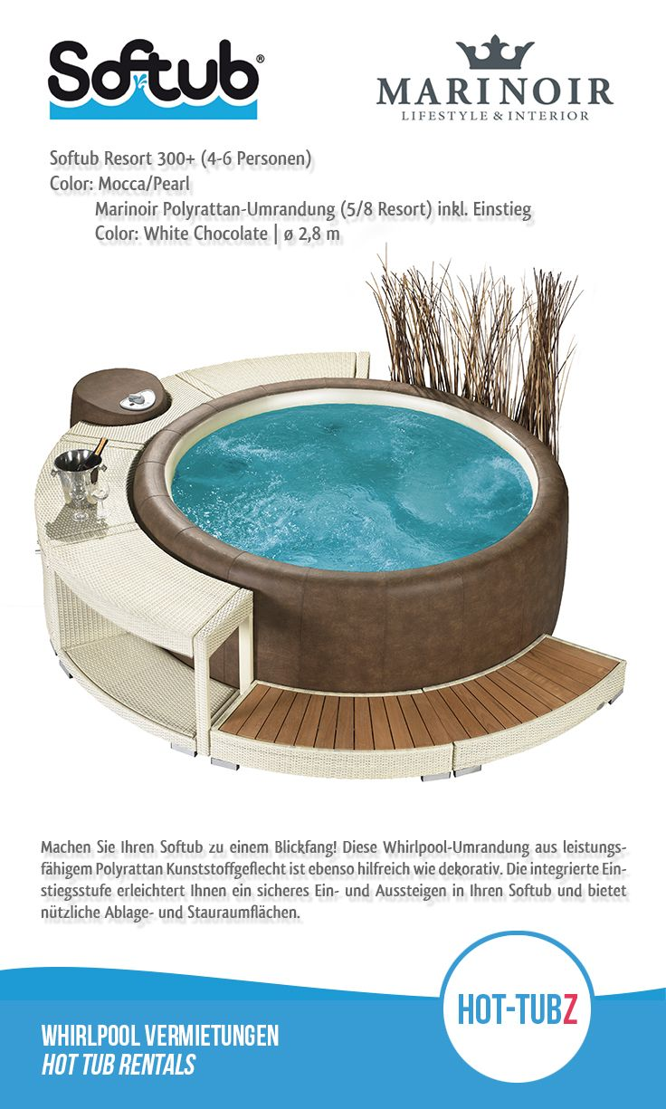 Superb #HotTubz   We Bring #relaxation To You! Presentiert: #Softub 5/