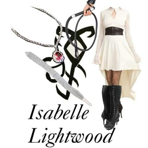 Shadowhunters outfit for Izzy