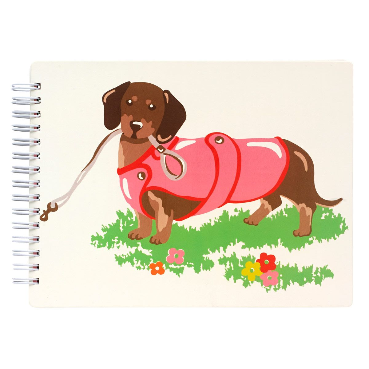 0c73248c1a0f Sausage Dogs Notepad   CathKidston   Ilustrar