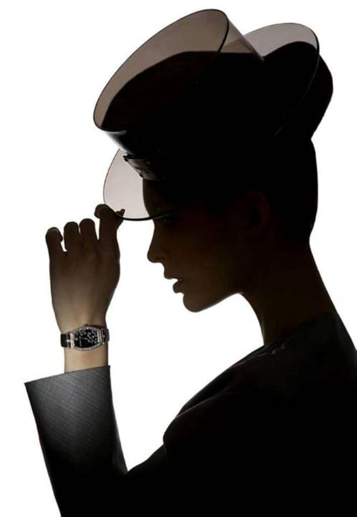 La La La Bonne Vie Photo Women Hats Fashion Girl With Hat Silhouette