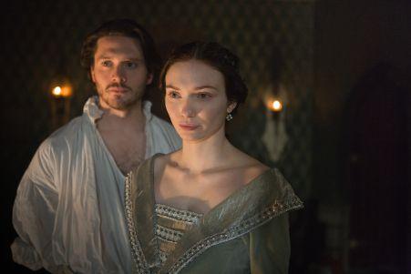 George Duke of Clarence (David Oakes), Isabel Neville (Eleanor Tomlinson)