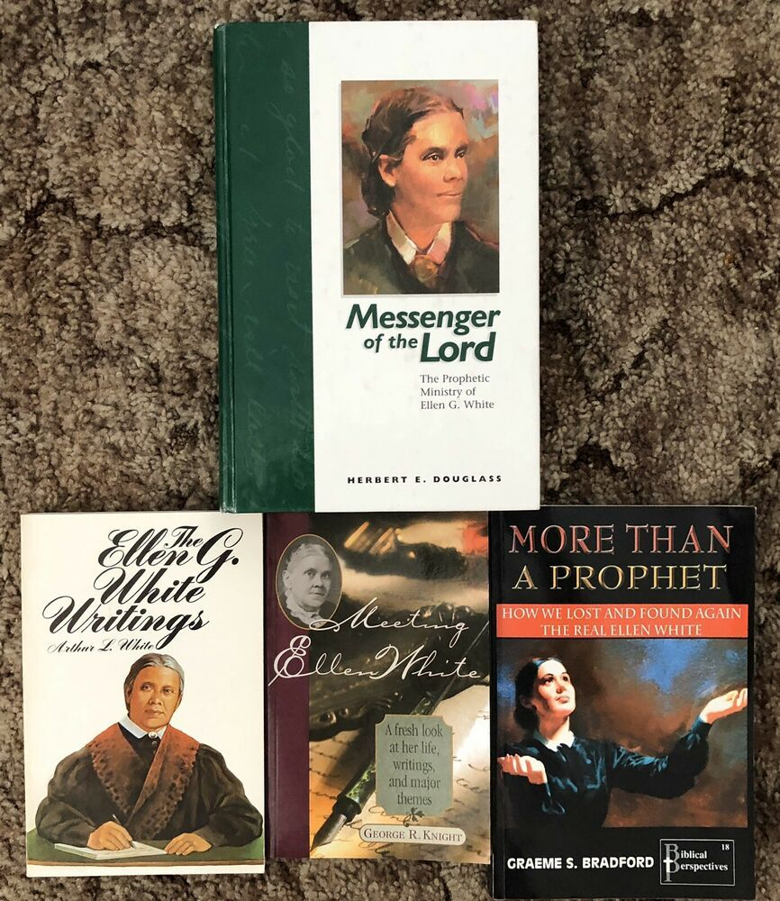 4 Books About Ellen G White And Her Ministry Sda Church Leader