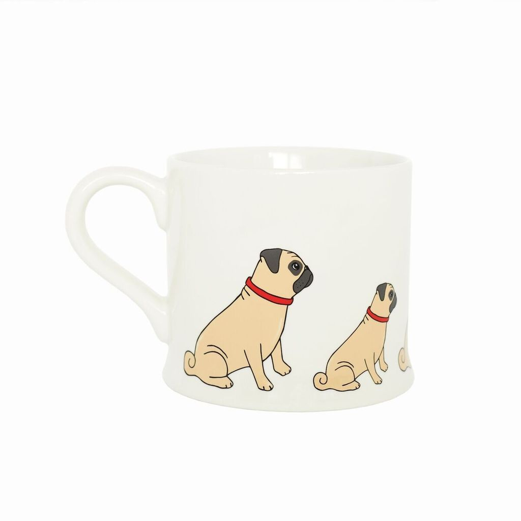 Pug Mug Dog themed gifts, Dog lover gifts, Dachshund decor