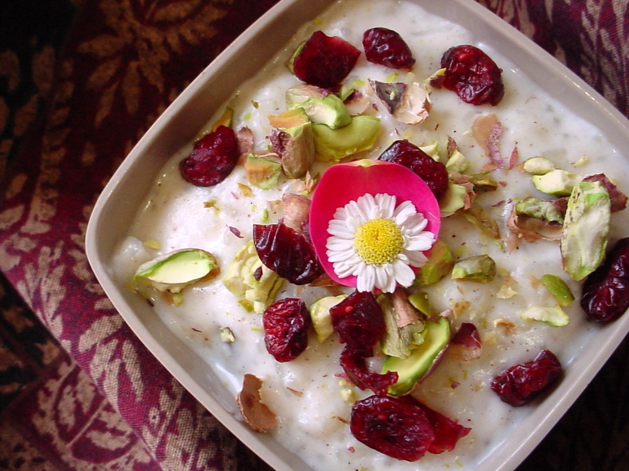 Indian Rice Pudding | Indian rice pudding, Food, Rice pudding
