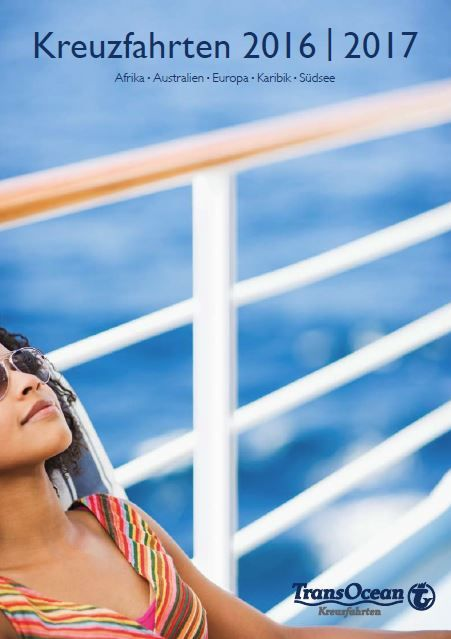 Kreuzfahrten kataloge kostenlos bestellen reisekataloge for Aquaristik kataloge kostenlos