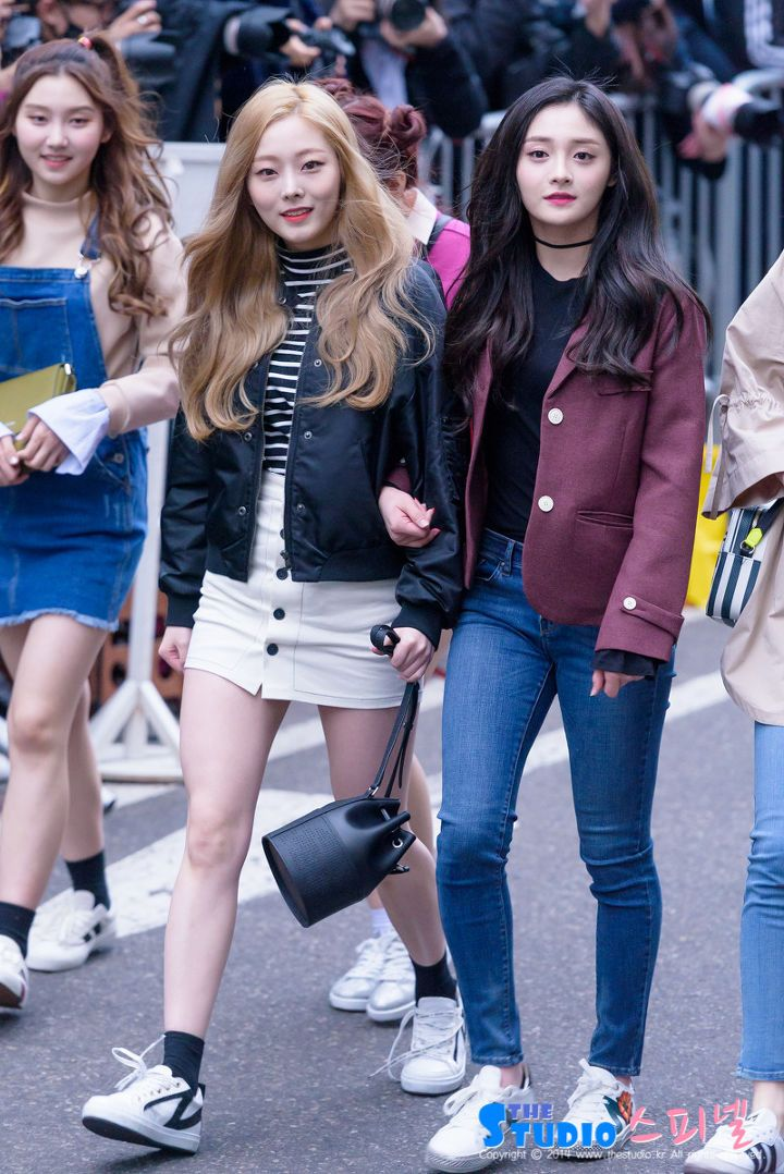 Pristin Eunwoo Kyulkyung Fashion Kpop Fashion Outfits Korean Fashion