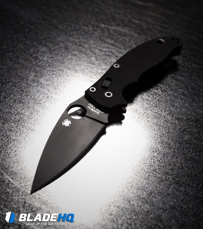 Spyderco Manix 2 Knife Tactical G-10 (3 375
