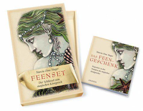 Marcias Feen- Set. Karten und Buch. by Marcia Zina Mager http://www.amazon.com/dp/3778772163/ref=cm_sw_r_pi_dp_N9fdvb11MRR6K