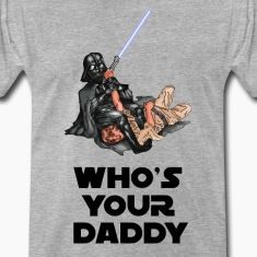 d02e432a Vader Jiu Jitsu - Who's Your Daddy Tee | Jiu Jitsu Tees | T shirt ...