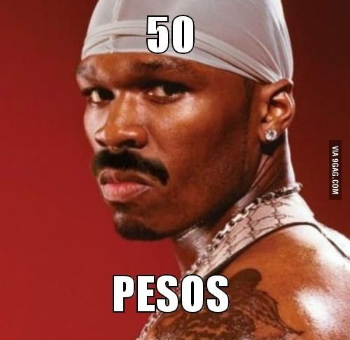 50 Cent Goes Mexican Funny Pictures Laughter