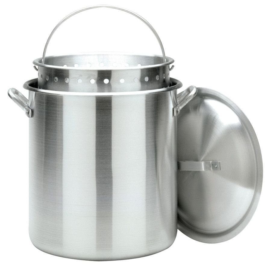 Shrimp Boil Pot Basket