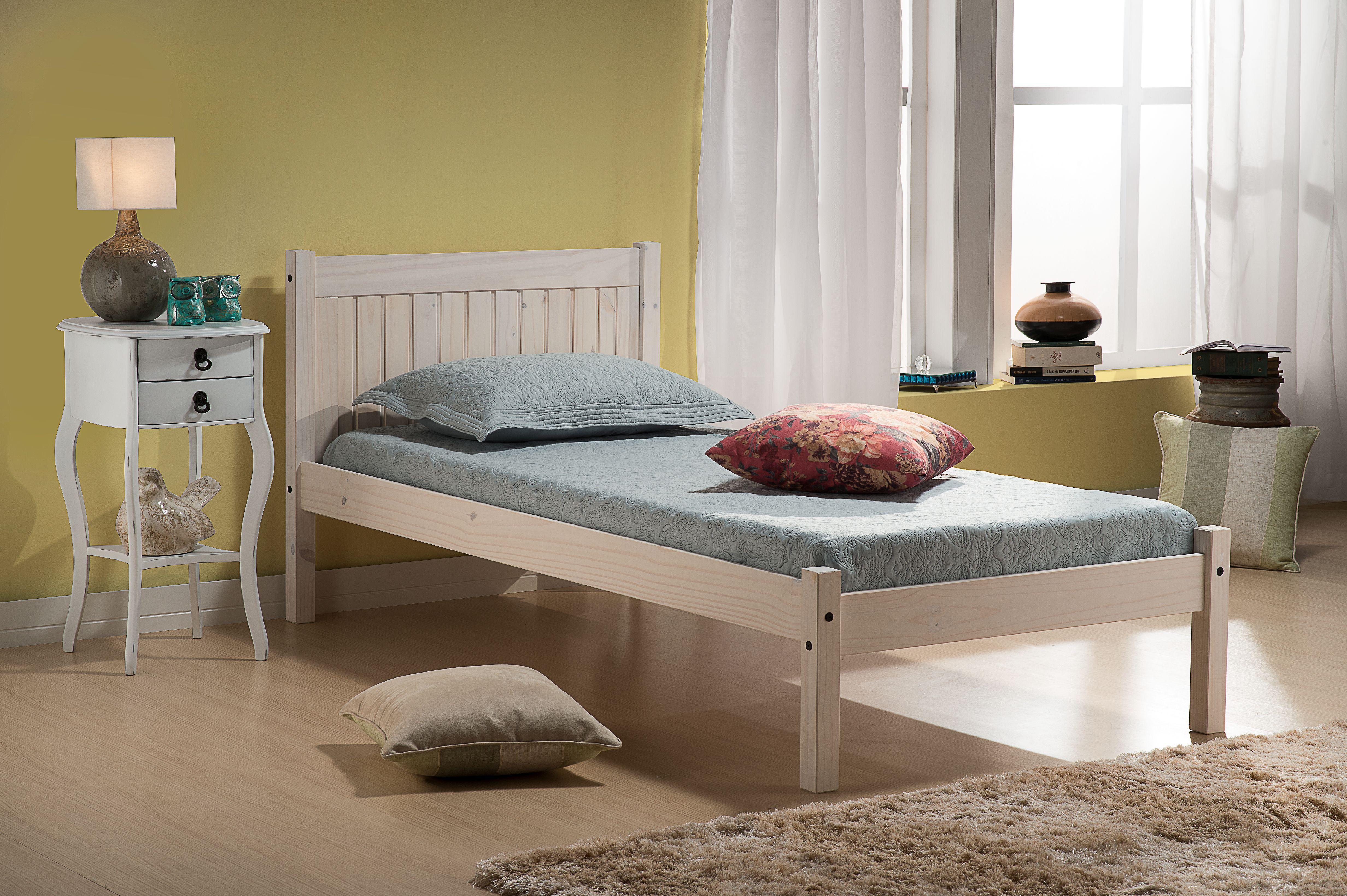 Rio Bed Wooden bed frames, Wooden bed, Bed frame