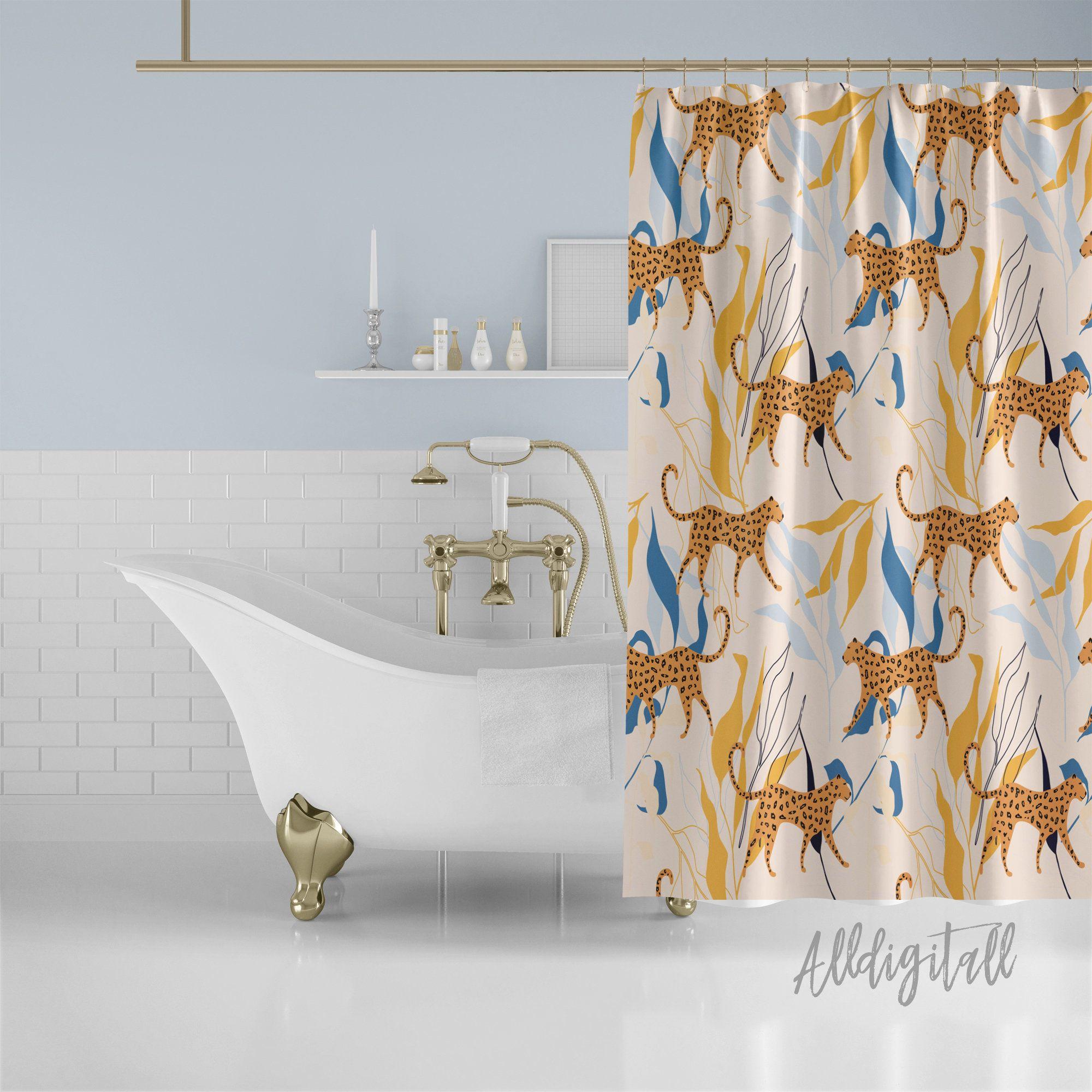 Pin On Bathroom Decor Bathroom decor shower curtains