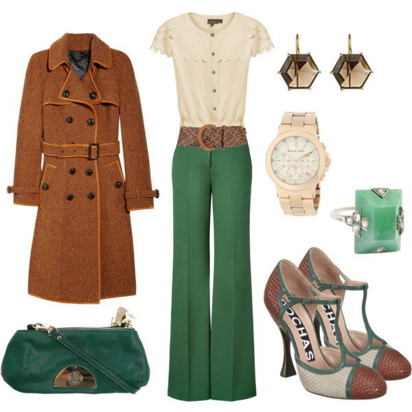 Autumn Jade, created by kateanfinson on Polyvore
