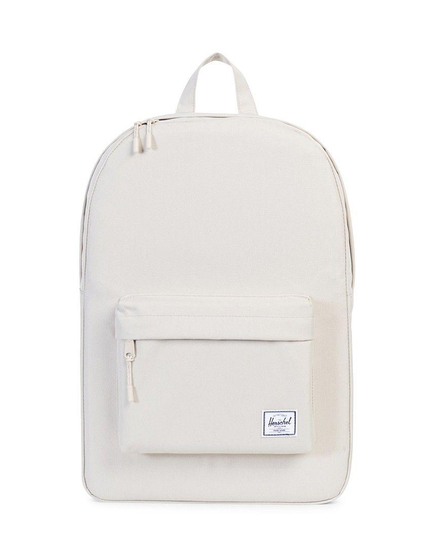 6e2b0b1a5a Herschel Classic Backpack Off White | Essentials | Herschel classic ...
