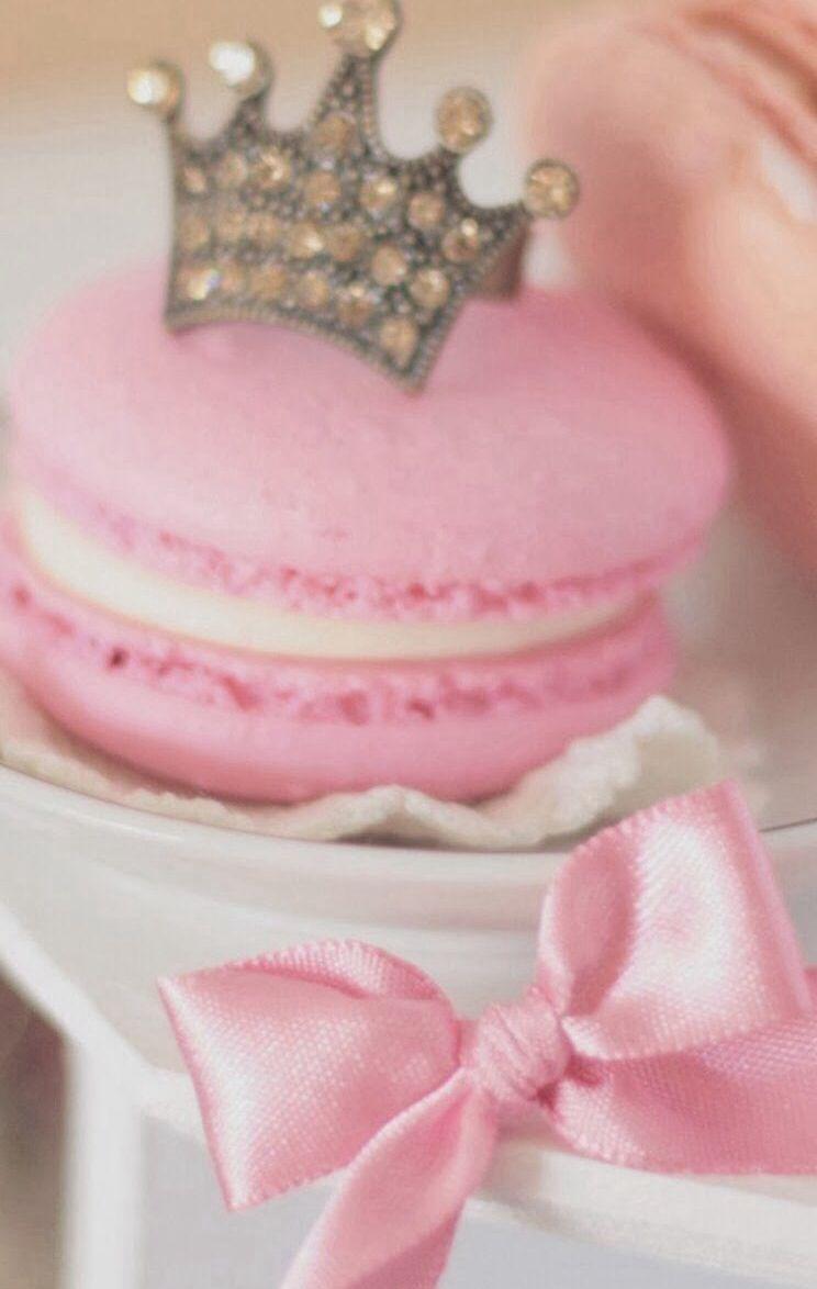 Little princess macaron