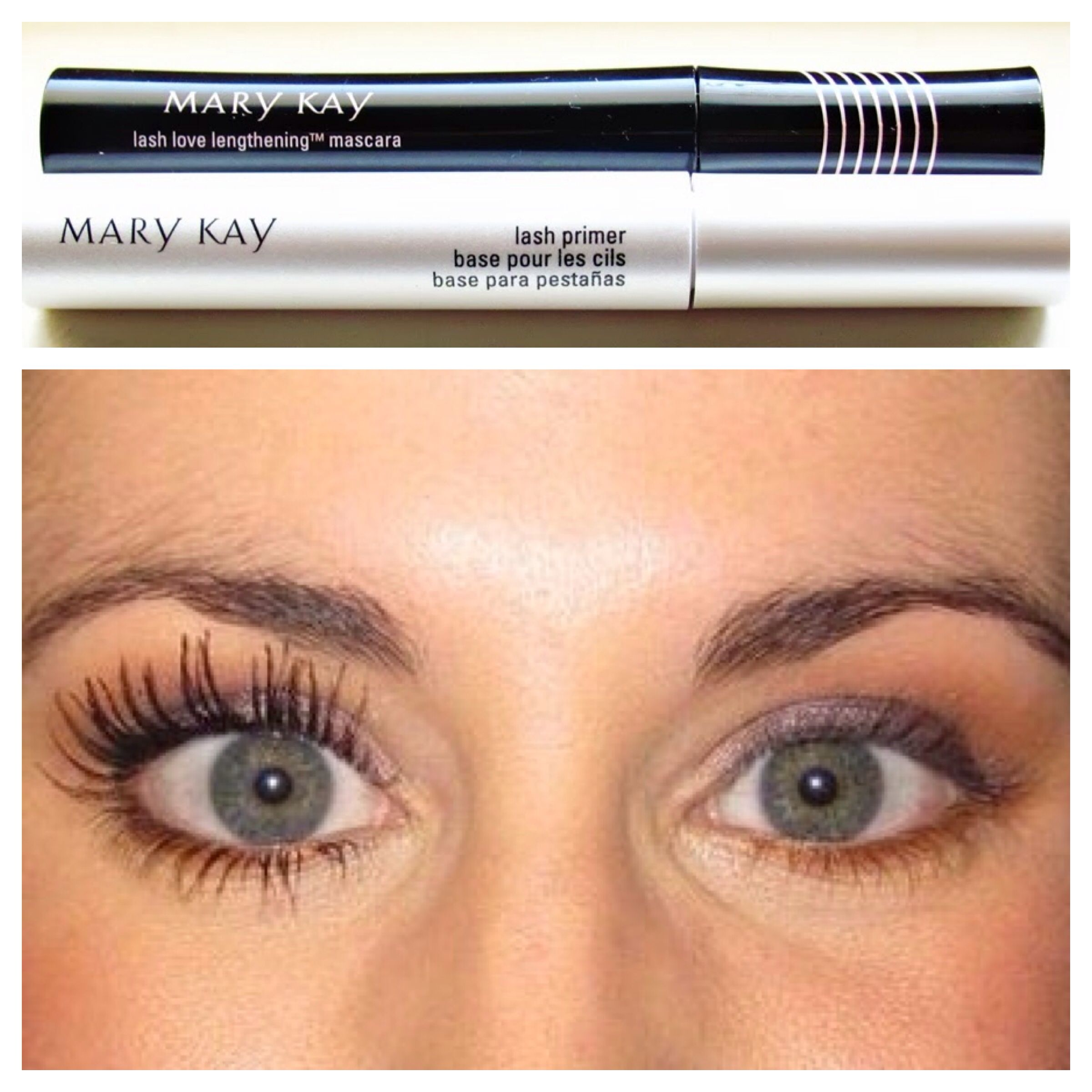 d3d6c527582 Lashlove lengthening mascara and lash love primer...a match made in heaven!  Get yours at www.marykay.com/estherflor FREE shipping anywhere in US, ...