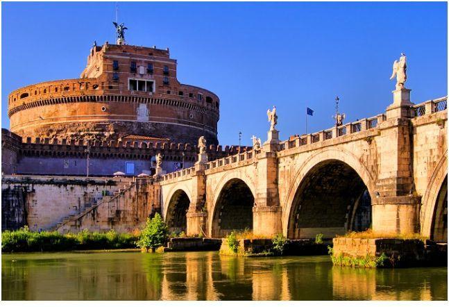 Roma. Ponte Sant'Angelo