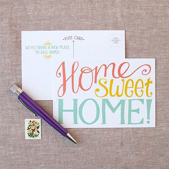 new address announcements postcards koni polycode co
