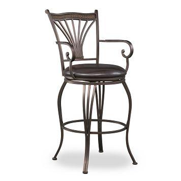 Morgan Dining Room Barstool   Value City Furniture $199.99