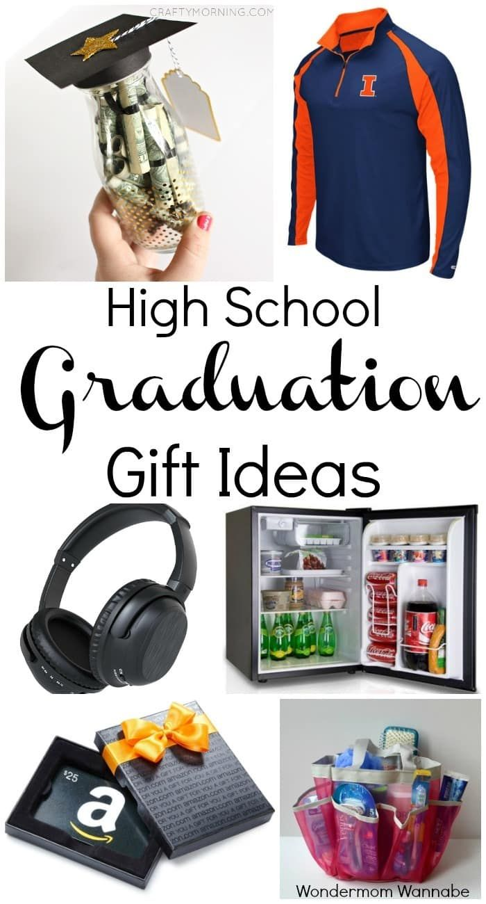 the best high school graduation gift ideas based on the advice and