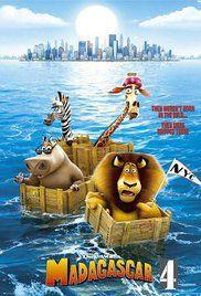 Madagascac 4 Movie Poster Filme Madagascar Filmes Da Dreamworks