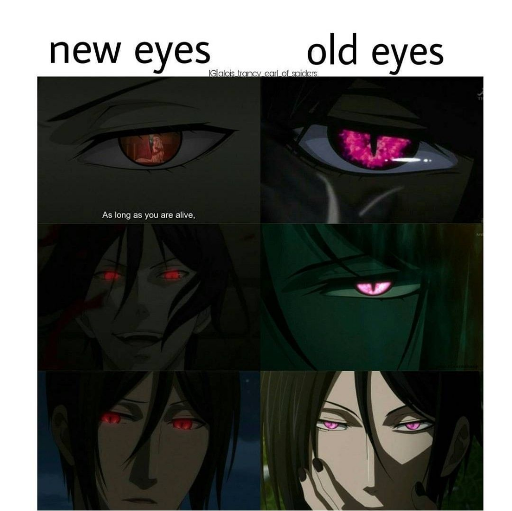 Glowing Red Eyes Meme Meaning
