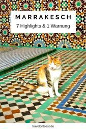 Photo of Marrakech Tips (Morocco): 7 Sightseeing Get the Best Marrakesh …