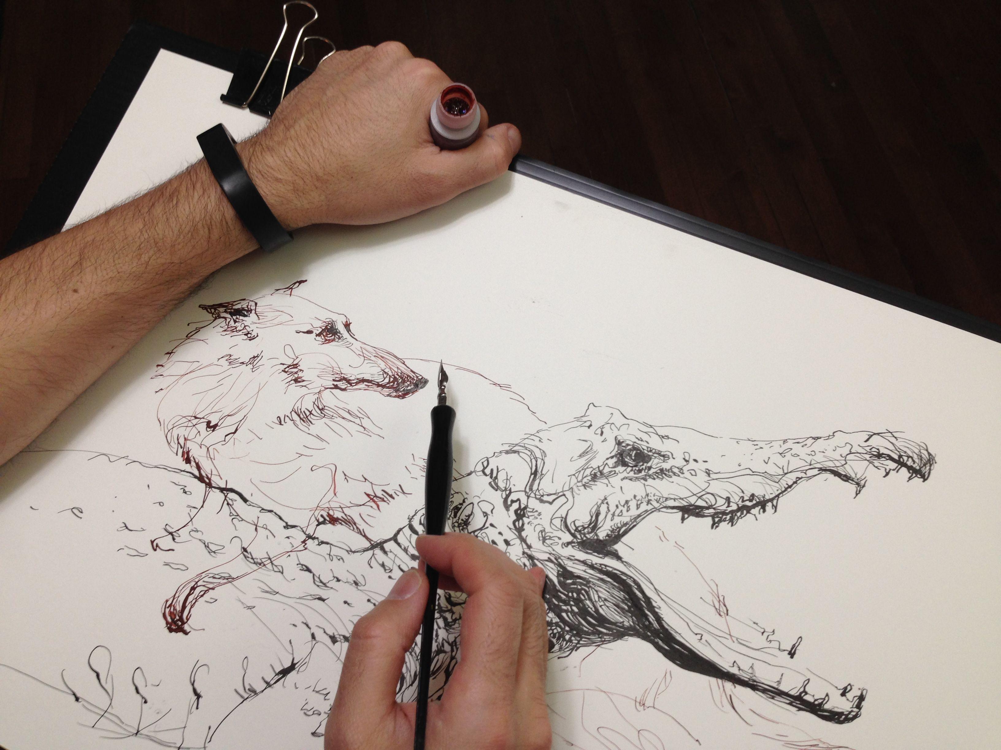 5ml Ink Vial Thumb Grip.